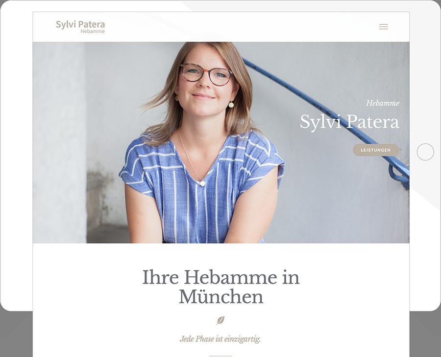 Sylvie Patera Hebamme